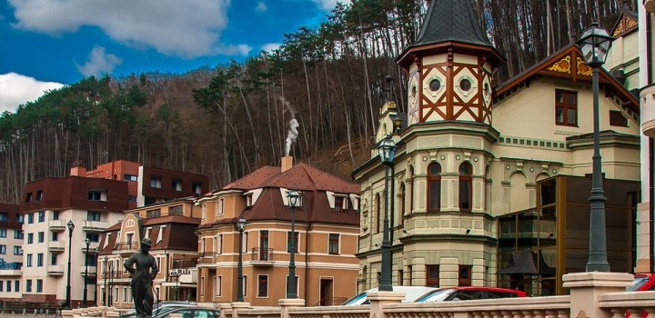 Купить ОТЕЛЬ в Словакии Тренчьянске Теплице