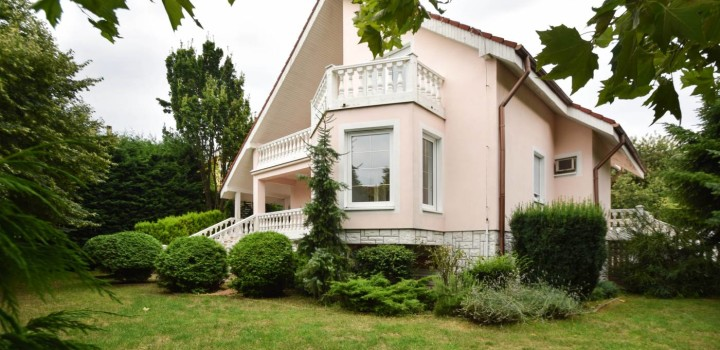 Пятикомнатный дом аренда Братислава Karlova Ves