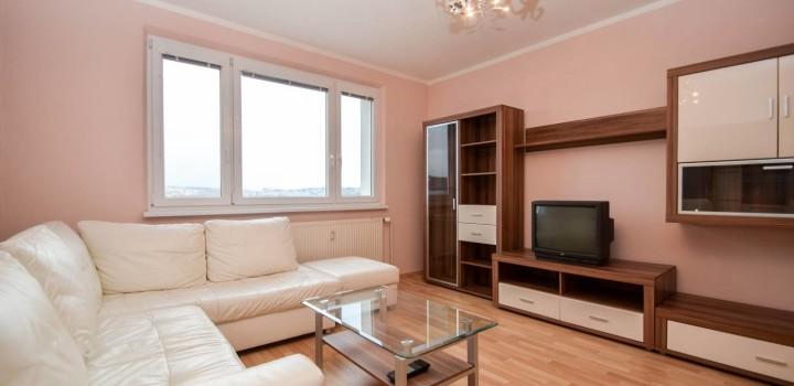 Четырехкомнатная квартира снять Братислава Karlova Ves