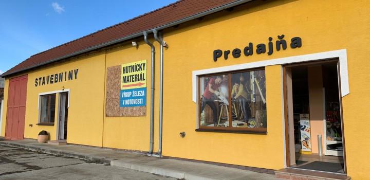Склад купить Словакия Пезинок